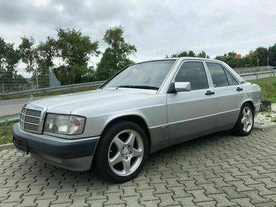 gebraucht Mercedes 190 Mercedes2.3 SPORTLINE LEDER AUSSTATTU...