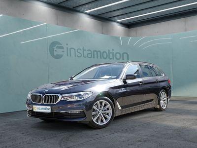 gebraucht BMW 520 520 dA Touring PANO+LEDER+NAVI+HUD+MEM+KAM+LED+KU