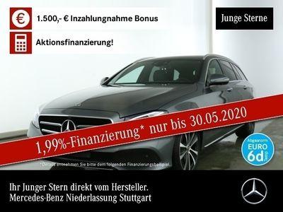 gebraucht Mercedes E300 T Avantg Stdhzg Wide Multi Headup 360°