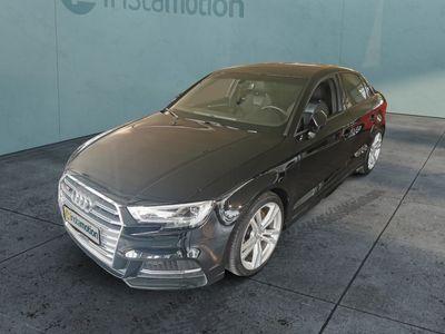 gebraucht Audi S3 S3Limousine 2.0 TFSI quattro S tronic LED|ACC