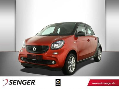 gebraucht Smart ForFour 66 kW turbo twinamic Passion