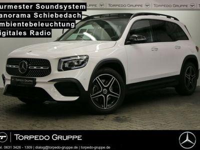 gebraucht Mercedes GLB250 4M AMG LED+NIGHT+PANO+DISTR+MBUX+AR+KEYL