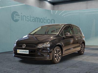 gebraucht VW Golf Sportsvan Golf Sportsvan UNITED TSI DSG+NAVI+FERNLICHTASSISTENT+TELEFONSCHNITTST