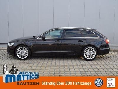 gebraucht Audi A6 Avant 3.0 TDI quattro Tiptronic Luft/AHK/XENON/NAVI+BOSE/RFK/19-ZOLL/APS