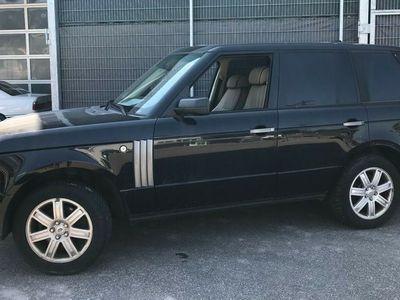 gebraucht Land Rover Range Rover V8 inkl. LPG