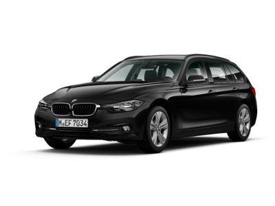 gebraucht BMW 320 d Touring Sport Line Aut. Navi Leder RfK Shz