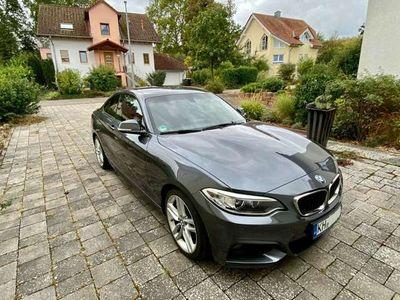 gebraucht BMW 230 2er Coupe M Sport