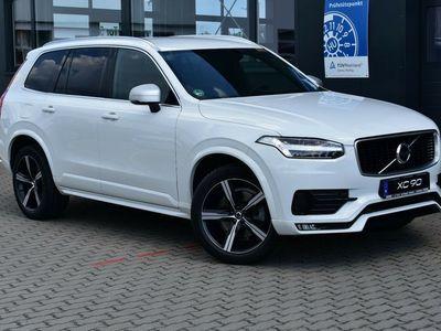 gebraucht Volvo XC90 D5 AWD AT R-Design*LUFT*KAMERA*7-SITZER*NAV