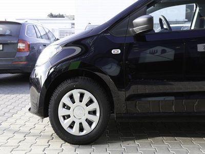 gebraucht Skoda Citigo Active 5-Türer 1,0l MPI 55 kW+KLIMA+SHZG