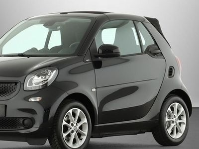 gebraucht Smart ForTwo Cabrio twinamic passion Cool u. Audio