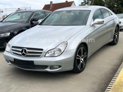 gebraucht Mercedes CLS320 CDI FACELIFT/VOLL/XENON/S-Dach/NAVI/VOLL