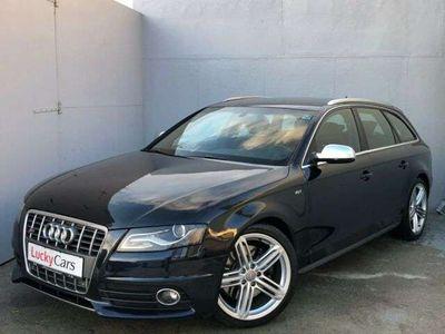 gebraucht Audi S4 Avant 3.0 TFSI Quattro *NAVI*LEDER*XENON*AUT.