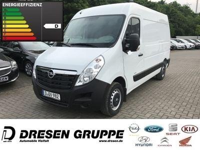 gebraucht Opel Movano Kastenwagen 2.3 BiTurbo CDTI/Euro6/Klima