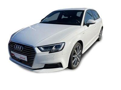 gebraucht Audi A3 Sportback e-tron 1.4 TFSI S tr S line-Virtual