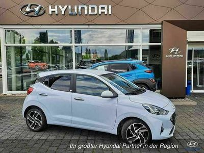 gebraucht Hyundai i10 1.2 Style Navi Smart-Key 16Zoll Alu