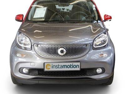 gebraucht Smart ForFour ForFour52 kW KLIMAAUTOMATIK+EINPARKHILFE+SITZHZ