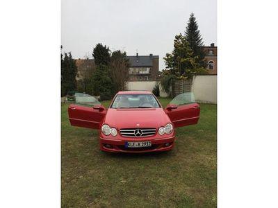 gebraucht Mercedes CLK350 Coupe 7G-TRONIC Elegance