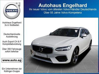 gebraucht Volvo V90 D5 AWD AUT R-DESIGN SELEKT 03-22