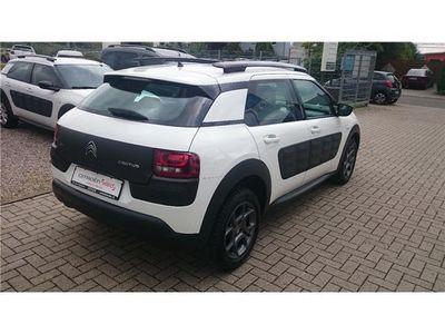 gebraucht Citroën C4 Cactus BlueHDi100 Feel KAMERA Sitzheizung Bluetooth
