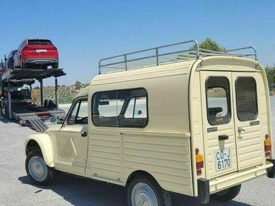 gebraucht Citroën 2CV Acadiane Kastenente H-Kennz. HU neu