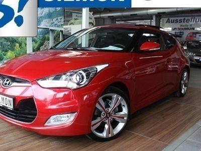 gebraucht Hyundai Coupé 1.6 Premium Panodach Key