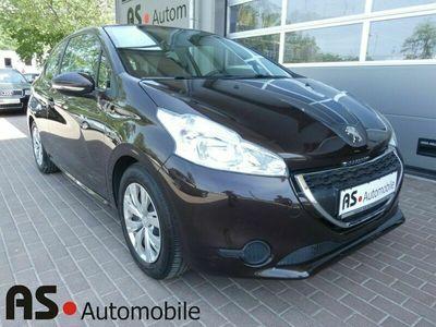 gebraucht Peugeot 208 Active 1.4 16V VTi 95 1.Hd*58 TKM*Garantie