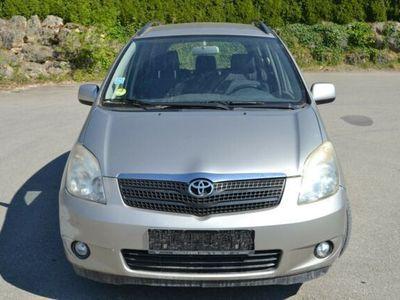 gebraucht Toyota Corolla Verso 2.0 D-4D Linea Sol*KLIMA*