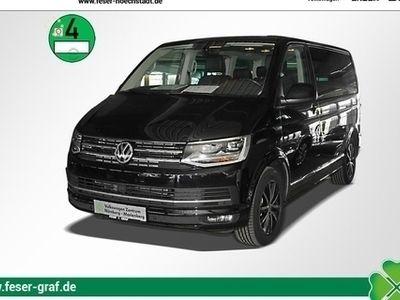 gebraucht VW Multivan T6Generation SIX 2.0 TDI DSG 4Motion Nav