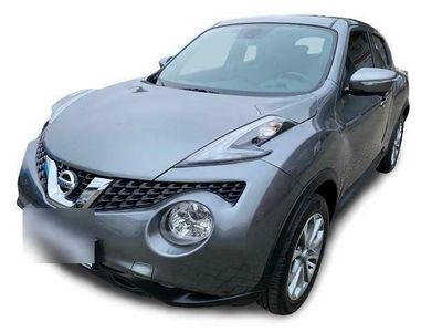 gebraucht Nissan Juke JukeTekna 1.2 DIG-T Leder-Sitzhzg-4xKamera-Klima