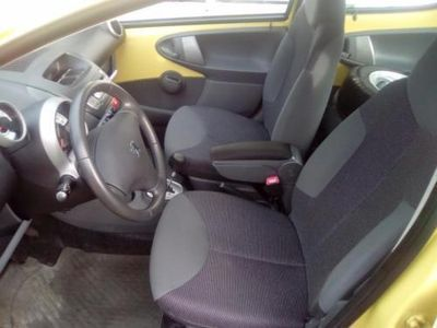 gebraucht Peugeot 107 Automatik