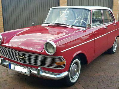 gebraucht Opel Rekord P2 1700 Limousine *H-Zulassung*