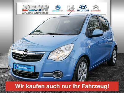 gebraucht Opel Agila 1.2 Edition Style