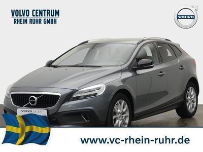 gebraucht Volvo V40 CC Momentum D3 LED Navi Kurvenlicht Rückfahrkam. P