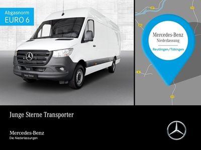 gebraucht Mercedes Sprinter 319 CDI Kasten Hochdach Extralang Temp