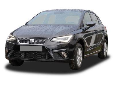 gebraucht Seat Ibiza XCellence 1.0 TSI LED Navi Keyless Rückfahrkam. PDCv+h LED-hinten LED-Tagfahrlicht
