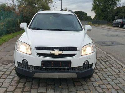 gebraucht Chevrolet Captiva 3.2 LT 4WD Automatik Vollleder Klima Al
