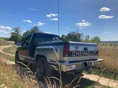 gebraucht Chevrolet C1500 Silverado