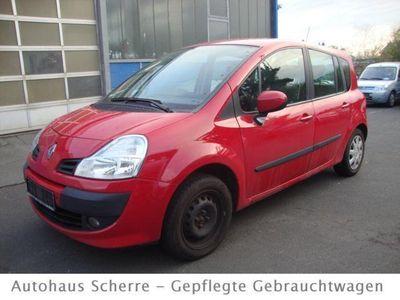 gebraucht Renault Grand Modus 1.2 16V Dynamique *Klima*Scheckheft*