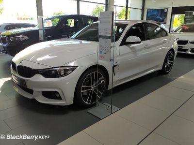 gebraucht BMW 420 i M Sport