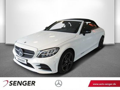 second-hand Mercedes C200 Cabriolet
