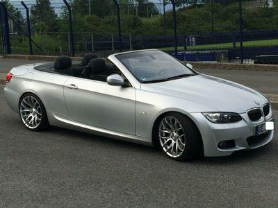 gebraucht BMW 335 Cabriolet i M Paket Top Zustand