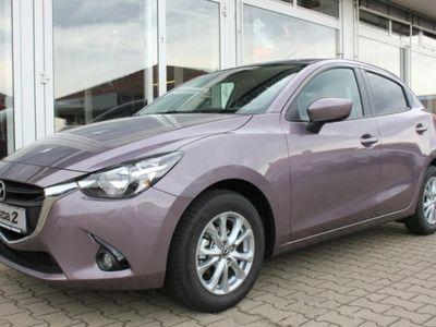gebraucht Mazda 2 SKYACTIV 1.5L 90 PS EXCLUSIVE-L. + NAVI + TOUR.-P