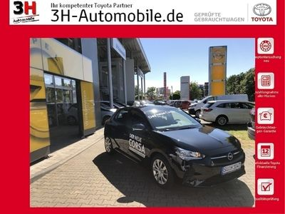 gebraucht Opel Corsa F Edition 1.2 100PS 5T *EURO6d*Carplay*