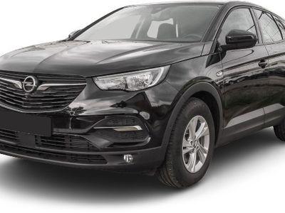 gebraucht Opel Grandland X Grandland XBusiness Edition 1.6 D Navi Tempomat Parklenkassist.Klimaauto.+SHZ PDC-360Grad Alu