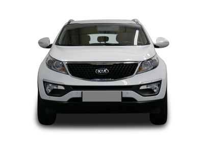 gebraucht Kia Sportage 1.6 Benzin