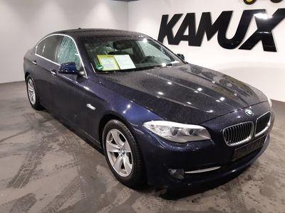 gebraucht BMW 520 d Steptronic Limo +2x PDC +AUX + Professional