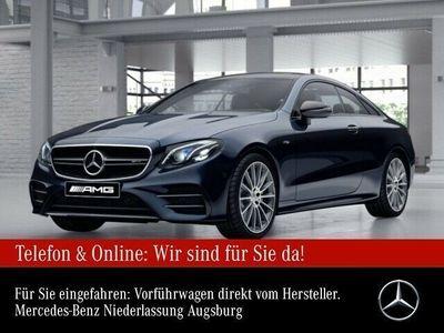 gebraucht Mercedes E53 AMG 4MATIC Coupé Sportpaket Bluetooth Navi LED
