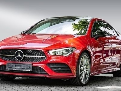 gebraucht Mercedes CLA180 AMG-Sport/Navi/LED/Night/Pano/SHZ