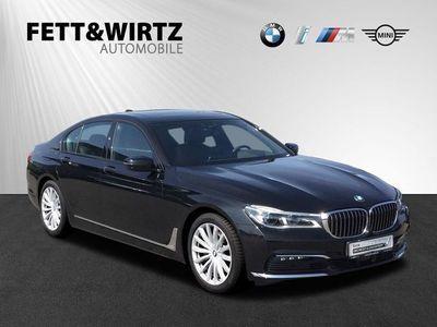 gebraucht BMW 730 d SAG GSD Laser HUD Navi Surround View DA+