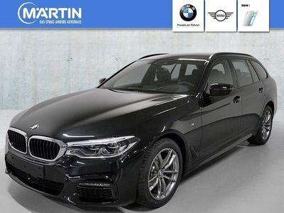 gebraucht BMW 520 d xDrive Touring M Sport HUD Adapt.LED Komfortzg.